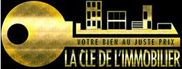 Clé Immobilier Logo